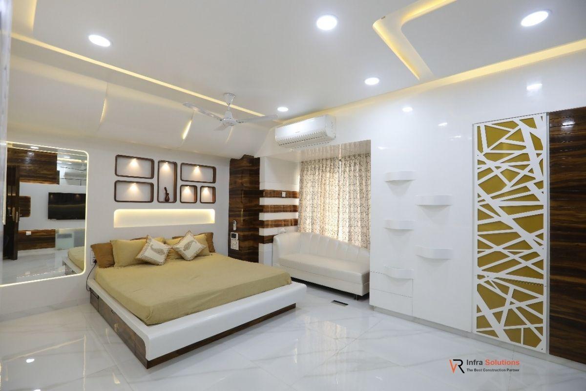Interior Design Bed Room bangalore