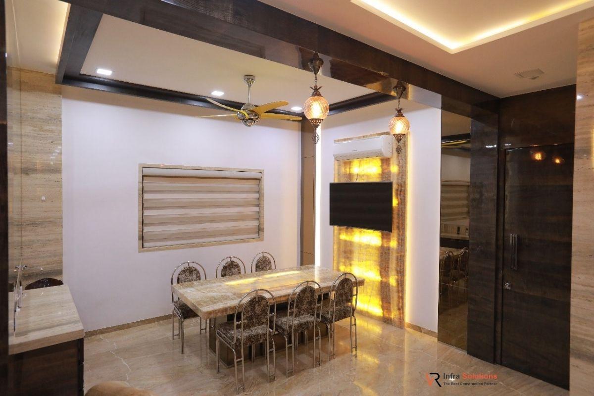 Interior Design Dining Area Bangalore