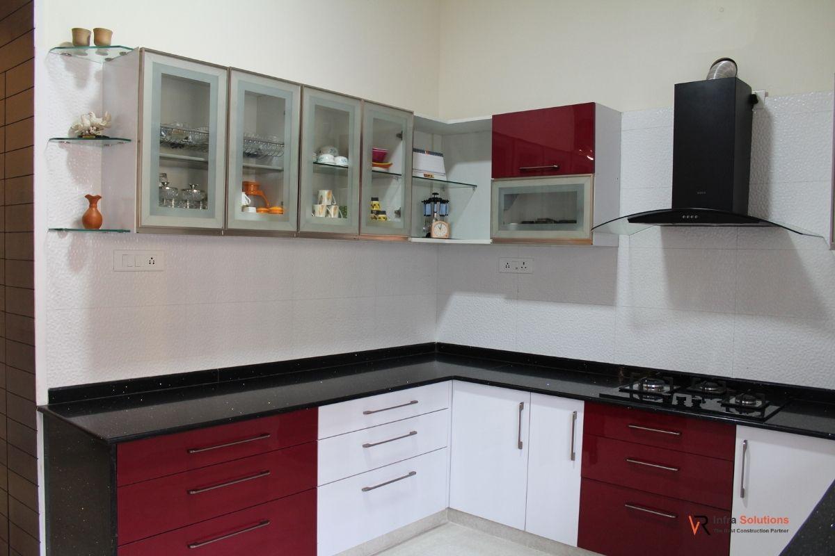 Interior Design Modern kitchen bangalore