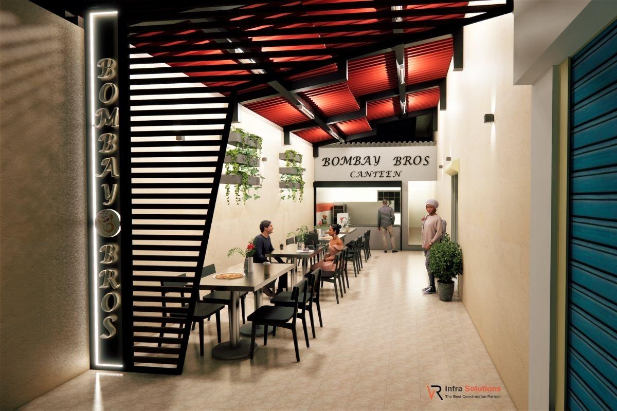 Proposed Cafetaria in Hubli